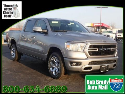 2020 RAM All-New  1500 Big Horn