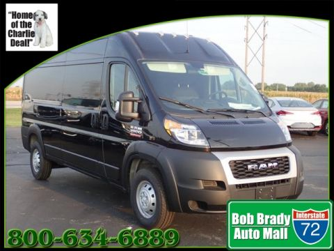 New 2019 RAM ProMaster 2500 159 WB